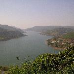 Overlooking Lavasa