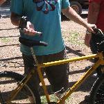 faulty bikes