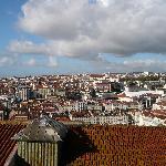 Casa Costa do Castelo - Vue sur Lisbonne