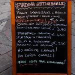 La nostra lavagna - Our blackboard