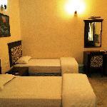 Hotel Taj Darbar - A/C Deluxe Room
