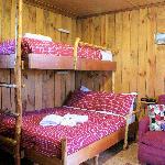 Experience our rustic Bushmans Hut