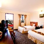 Macau Phnom Penh Hotel resmi