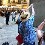 Spanish civil war tour
