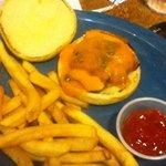 my grilled chicken sandwich