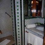 salle de bain chambre 24