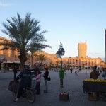 La Place de Ouarzazate