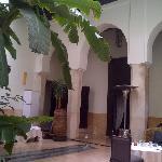 Courtyard of Riad 72