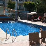 hotel bulervar paguera piscina