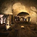 Foto de Catacombe di San Gennaro