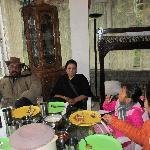 Breakfast with Dr. Bhalla & Mrs. Bhalla