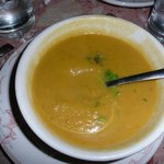 butter squash soup mmmmmmmmm!