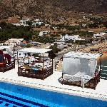 Upper pool area 2