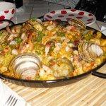 Paella ... yummy!