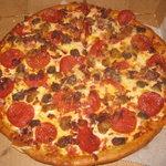 YUMMY pizza!!