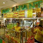 Bon Vivant Rice Dish Vendor at Robinson's Place