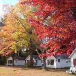 Fall at Cozy Cottages