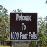 Foto de 1000 Foot Falls