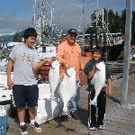 Day 1 halibut