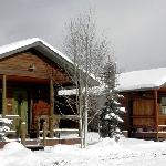 Winter Cabins