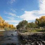Our backyard-San Juan River