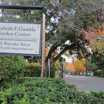 Photo of Elizabeth F. Gamble Garden