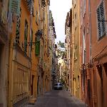 Rue Longue, old Menton