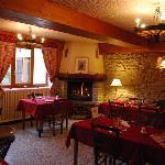 salle de restaurant villard de lans