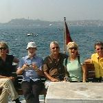 TravelShop Turkey Tour Bosphorus Cruise Istanbul