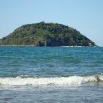 the island!