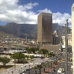Table Mountain View from my room