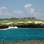 Amazing golf
