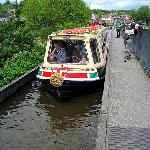 Trip Boat on the Aqueduct