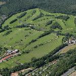 Benachbarter 18 Loch Golflcub Dresden Elbflorenz, nur 4km vom Hotel