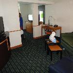 Room 218- Queen suite