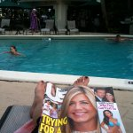 Pool and People Mag!