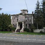The front of the Mansion