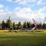 Spoonbridge & Cherry - Sculpture Garden