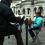 Get your portrait at Montmartre, but don't pay the first guy who grabs you. Look over many shoul