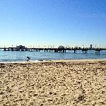 Belmont Pier.
