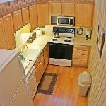 Cooper Street Loft Kitchen