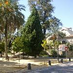 Campo Santo de Los Mártires