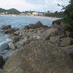 rocky road to white beach