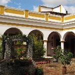 San Cristobal patio
