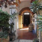 Casa Giron Entryway