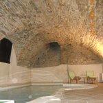 Fabulous subterranean pool