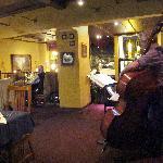 Live jazz on certain evenings