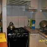 cocina equipada (hay heladera tambien)