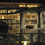 The New Acropolis Museum at night