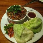 Awesome lettuce wraps!